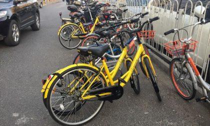 Furti di biciclette Codogno: in stazione ne spariscono un paio al giorno