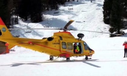 Valanga in Grignetta: morti due uomini del soccorso alpino