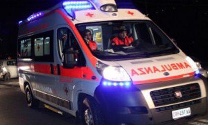 Incidenti stradali a San Martino SIRENE DI NOTTE