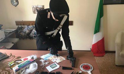 Spacciatore arrestato con 6gr di cocaina in tasca