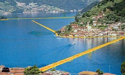 Il lago Maggiore cerca di ripetere il successo del ponte di Christo