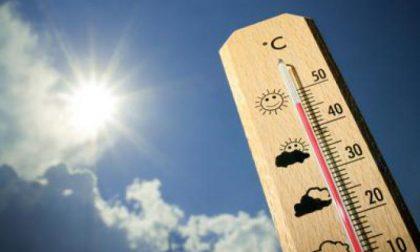 Ci attende un'altra settimana di temperature alte