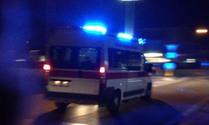 Rissa a Lodi, soccorsa una 25enne SIRENE DI NOTTE