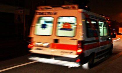 Scontro di gioco, 34enne in ospedale SIRENE DI NOTTE