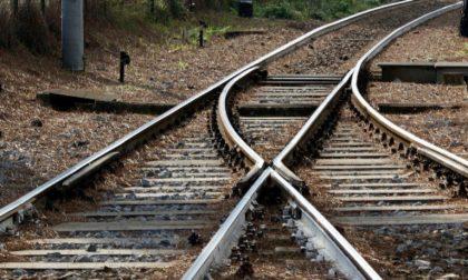 Locomotore deragliato a Lodi ancora disagi