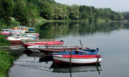 Barche sequestrate lungo l'Adda