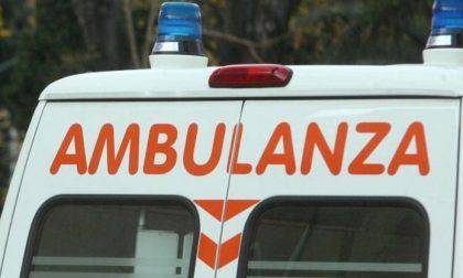 Via Emilia chiusa 2 ore per incidente stradale