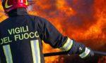 Tragedia a Zorlesco: muore nell'incendio della propria casa