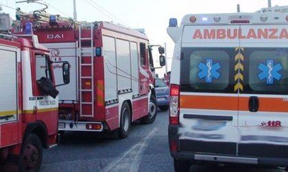 Incidente in autostrada, chiusa l'A1 tra Lodi e Piacenza