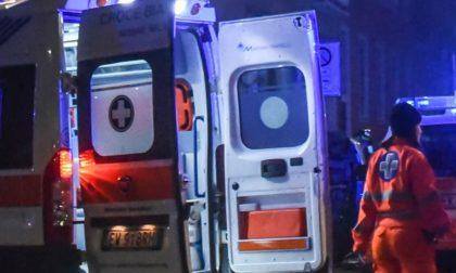 Incidenti stradali in provincia SIRENE DI NOTTE