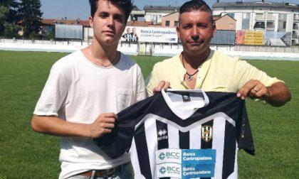 Fanfulla Calcio: Radaelli nuovo guerriero bianconero