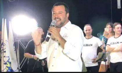 """Matteo Salvini sull'esclusione bimbi stranieri dalla mensa """"No ai furbetti"""""""