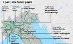 Ponti pericolosi in Lombardia: 3 potenziali pericolosi nella Bassa