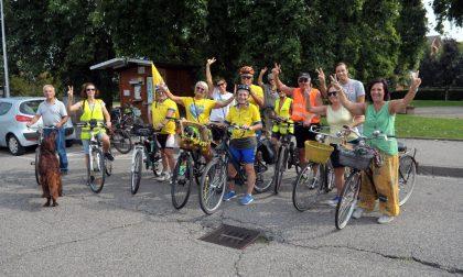 Cicloturismo, il Giro di Lombardia sostenibile nell'ex cava Tem FOTO