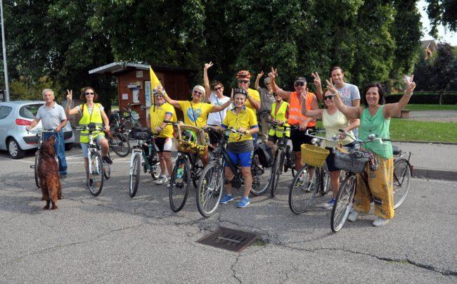Cicloturismo, il Giro di Lombardia sostenibile nell&#8217&#x3B;ex cava Tem FOTO