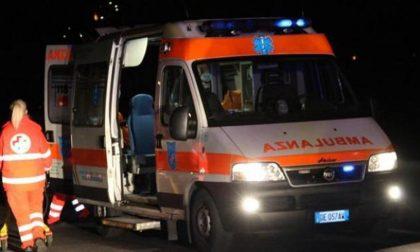 Auto fuori strada a Tavazzano, soccorsa una 39enne SIRENE DI NOTTE