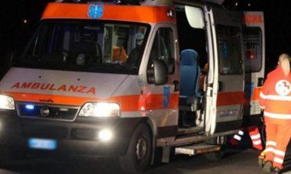 Incidente stradale in autostrada, coinvolte 4 persone SIRENE DI NOTTE