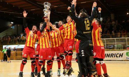 La Supercoppa Italiana è dell'Amatori Wasken