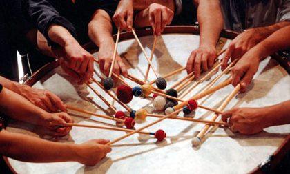 A Bergamo TAMBURI, festival internazionale di musica per percussioni