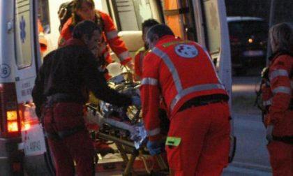 Incidente stradale in A1, soccorso 25enne SIRENE DI NOTTE