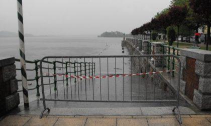 Pericolo Lago Maggiore: cresce un centimetro l'ora