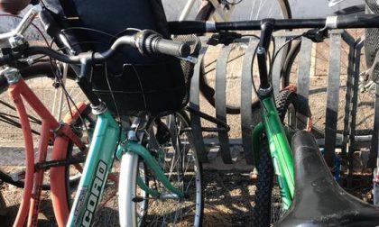 Furto di bicicletta in stazione: beccato 26enne nullafacente