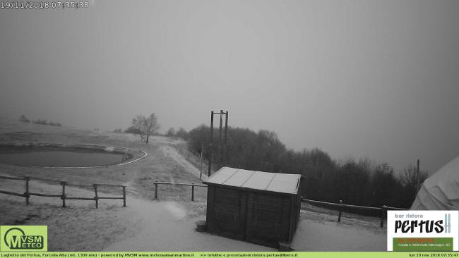 Neve: qualche fiocco in quota e stasera peggiora PREVISIONI METEO