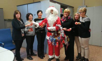 In Comune a Pandino è arrivato… Babbo Natale FOTO