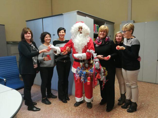 In Comune a Pandino è arrivato&#8230&#x3B; Babbo Natale FOTO