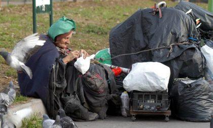 Iniziato lo sgombero dei senzatetto sotto il ponte della tangenziale