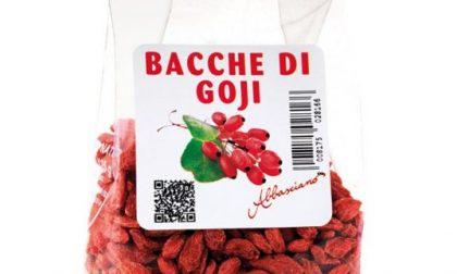 Abbasciano frutta secca, richiamo per rischio chimico bacche di Goji
