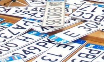 Targhe straniere: col nuovo decreto raffica di multe e sanzioni pesantissime anche nel Lodigiano