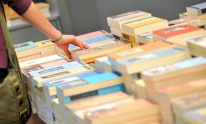 Mercatino del libro, circa 20mila volumi di generi letterari diversi