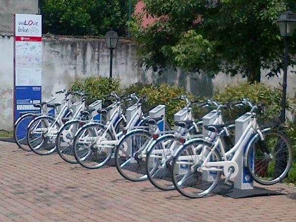 Bike Sharing del Comune di Lodi: la riorganizzazione