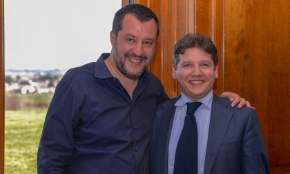 Al vicepremier Matteo Salvini il Premio Walter Fontana 2019