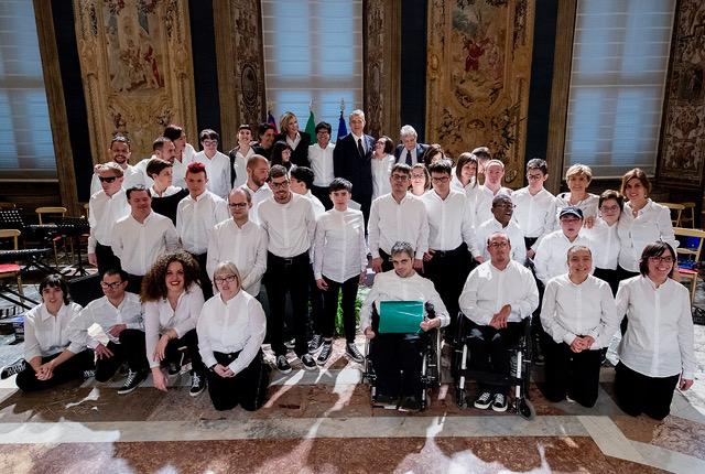 L&#8217&#x3B;Orchestra Magica Musica fa tappa a Bergamo FOTO