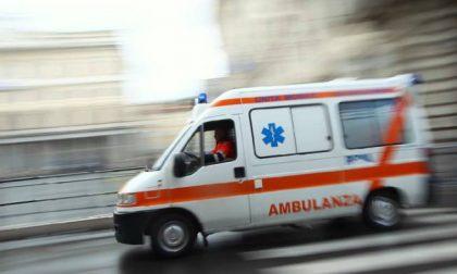 Incidente stradale a Tavazzano: sei persone coinvolte di cui tre bambini