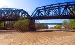 Allarme siccità nella Bassa: viaggio nella sete della terra FOTO