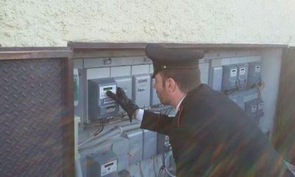 Proprietario di un bar di Castiglione si attacca abusivamente alla centralina Enel