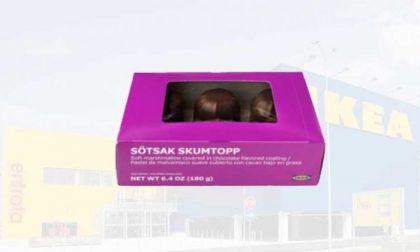 Ikea richiama i pasticcini Sötsak Skumtopp