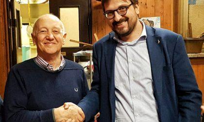 Legittima difesa: il leghista Guidesi festeggia con Mario Cattaneo
