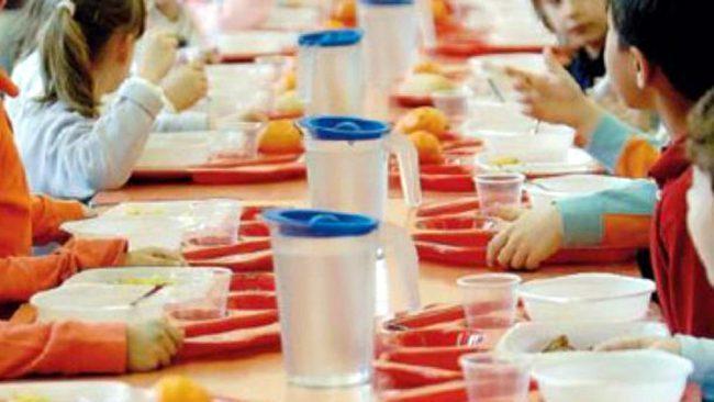 Festa per 700 bambini dopo le lezioni dedicate al cibo