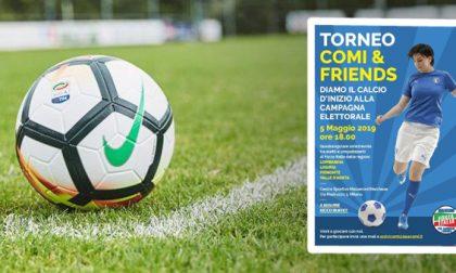 Campagna elettorale: Forza Italia parte dal quadrangolare di calcio