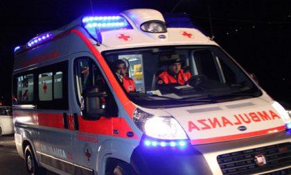 Cade dalla bicicletta, bambino di 2 anni in ospedale SIRENE DI NOTTE