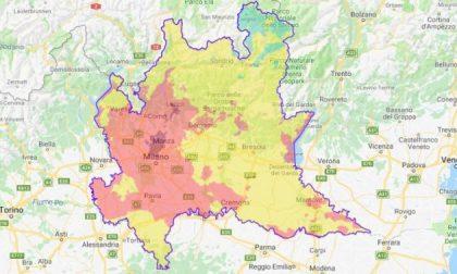 Ozono da bollino rosso in tutto il Lodigiano I DATI
