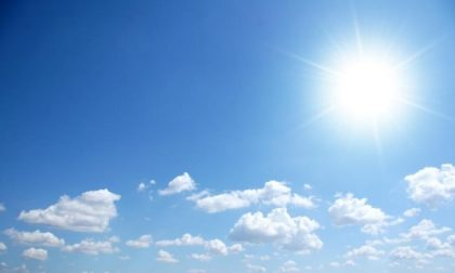 Torna l'estate sulla Lombardia PREVISIONI METEO