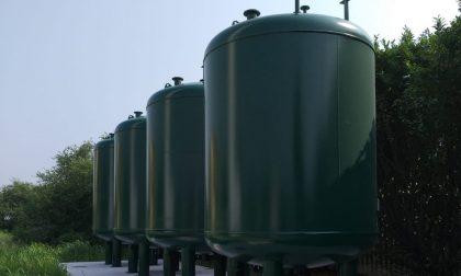 18mila lodigiani berranno acqua più pulita: 4 nuovi filtri per l'acquedotto di San Martino in Strada