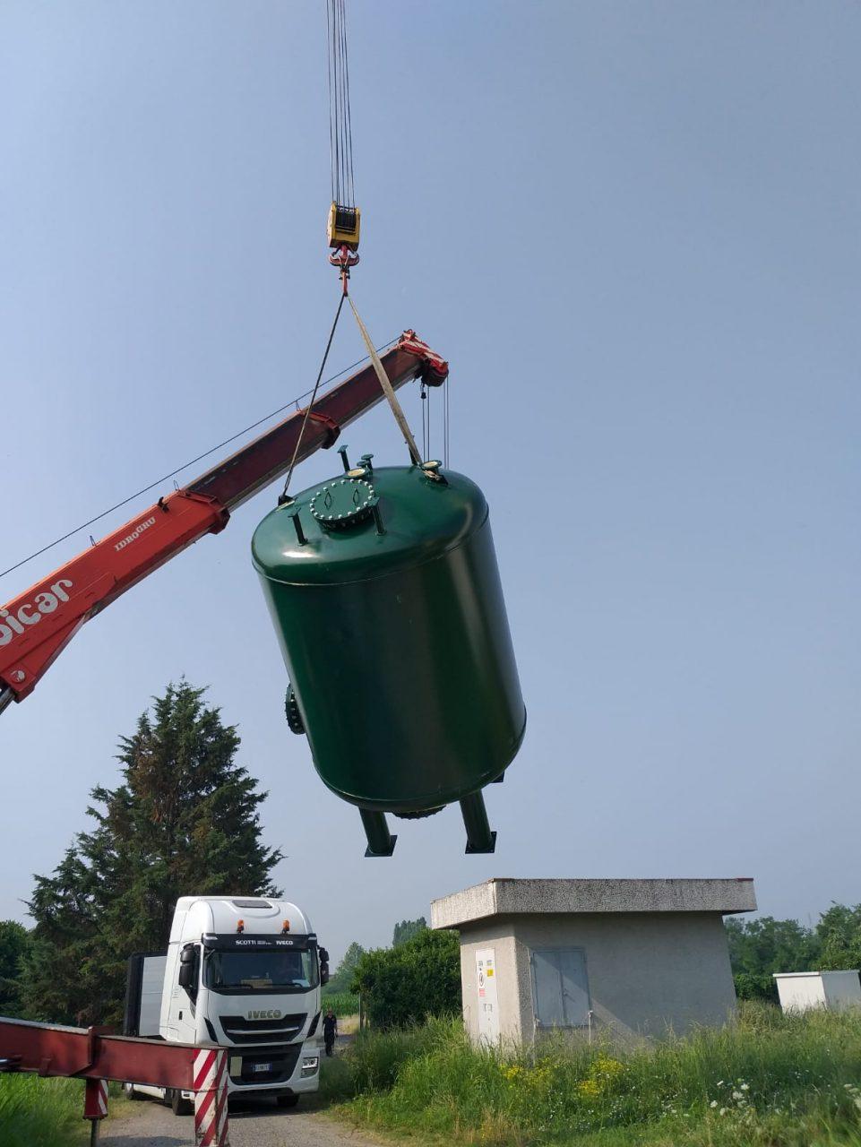 18mila lodigiani berranno acqua più pulita: 4 nuovi filtri per acquedotto di San Martino in Strada