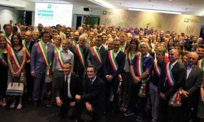 Fontana, Fermi e Brivio incontrano in Regione i 300 nuovi sindaci lombardi