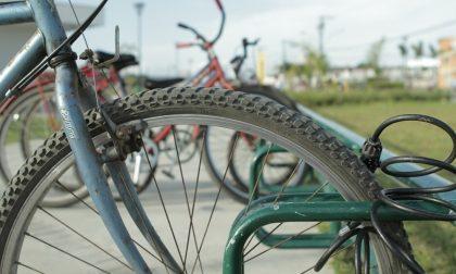Passeggiava tranquillo con la bici rubata: denunciato e bici restituita alla proprietaria